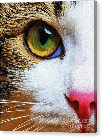 You Know I Love You - Canvas Print
