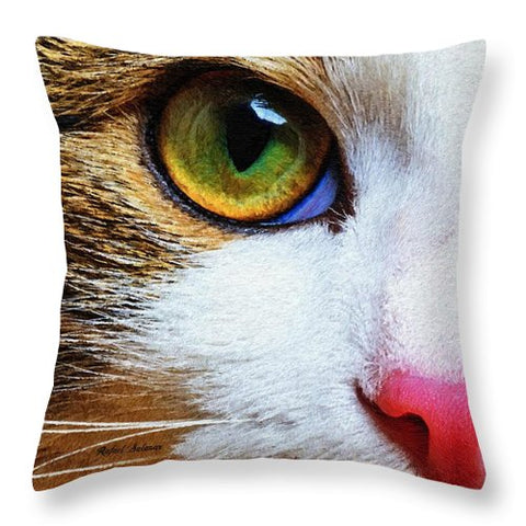 You Know I Love You - Throw Pillow
