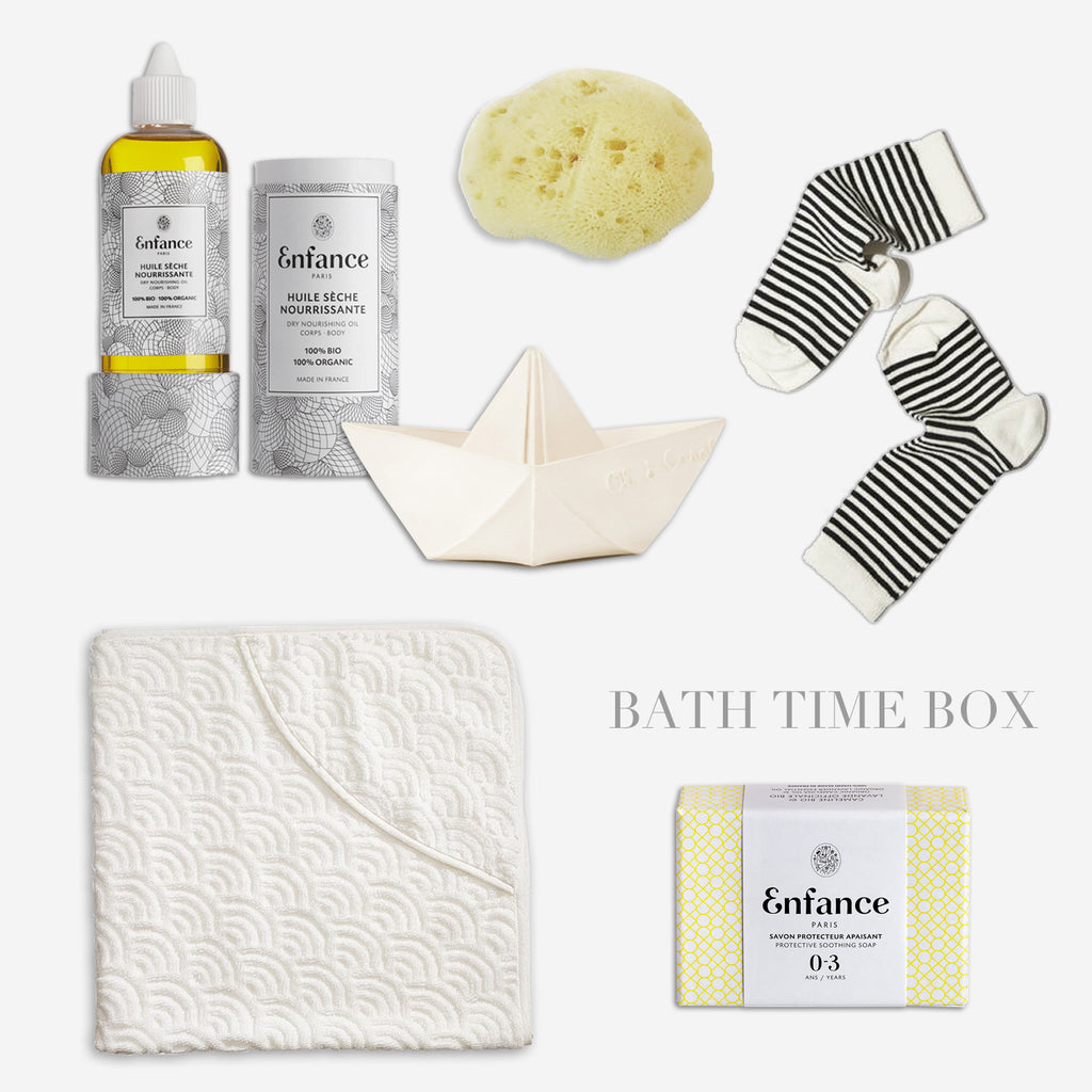 Bath Time Box ($135 - $170)