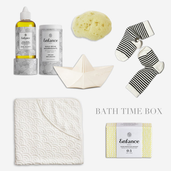 Bath Time Box ($135 - $170) (USA only)