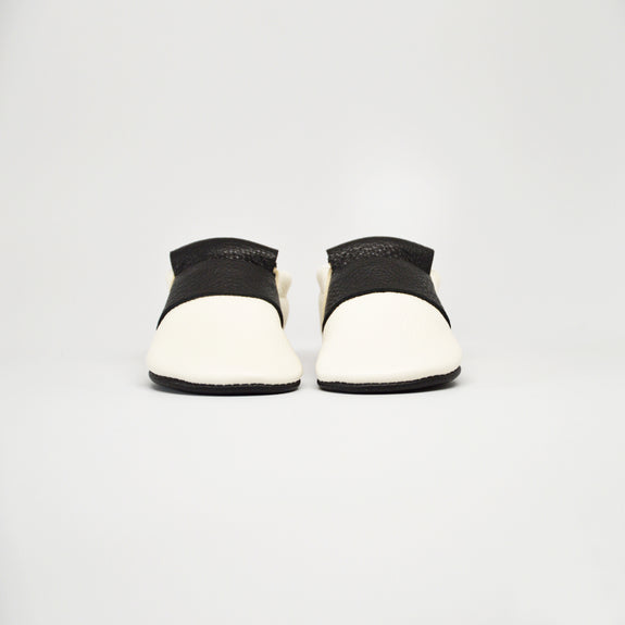 Cece Loafer - Black top (Made to order)