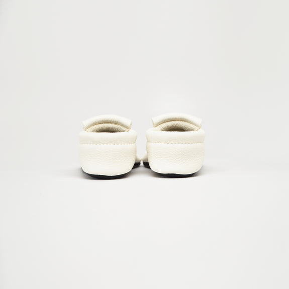 Cece Loafer - White top (Ready to Ship)