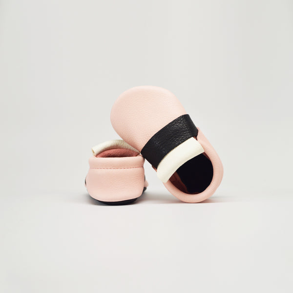 Cece Loafer - Blush (Made to order)