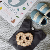 Pretzel Wooden Teether