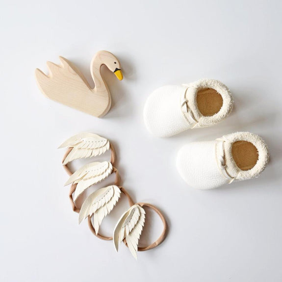 Swan Wooden Toy