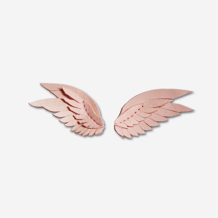 Swan Wing Hair Clip (Double) (pre-order)