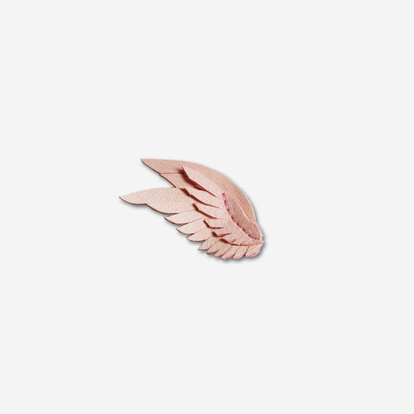 Swan Wing Hair Clip (Single) (pre-order)