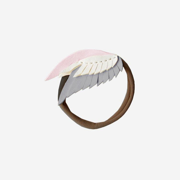 Swan Wing Headband - create your own