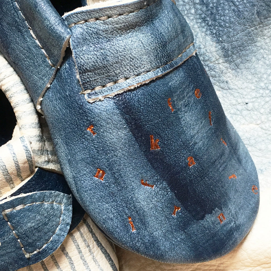 Onoma | Denim effect (Made to order)