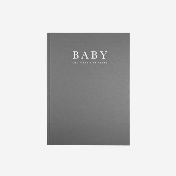 Baby Journal (Grey)