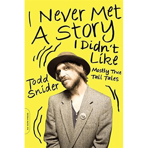 I Never Met A Story I Didn't Like Book