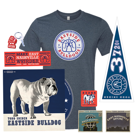 Bulldog Bundle -- Crew Shirt