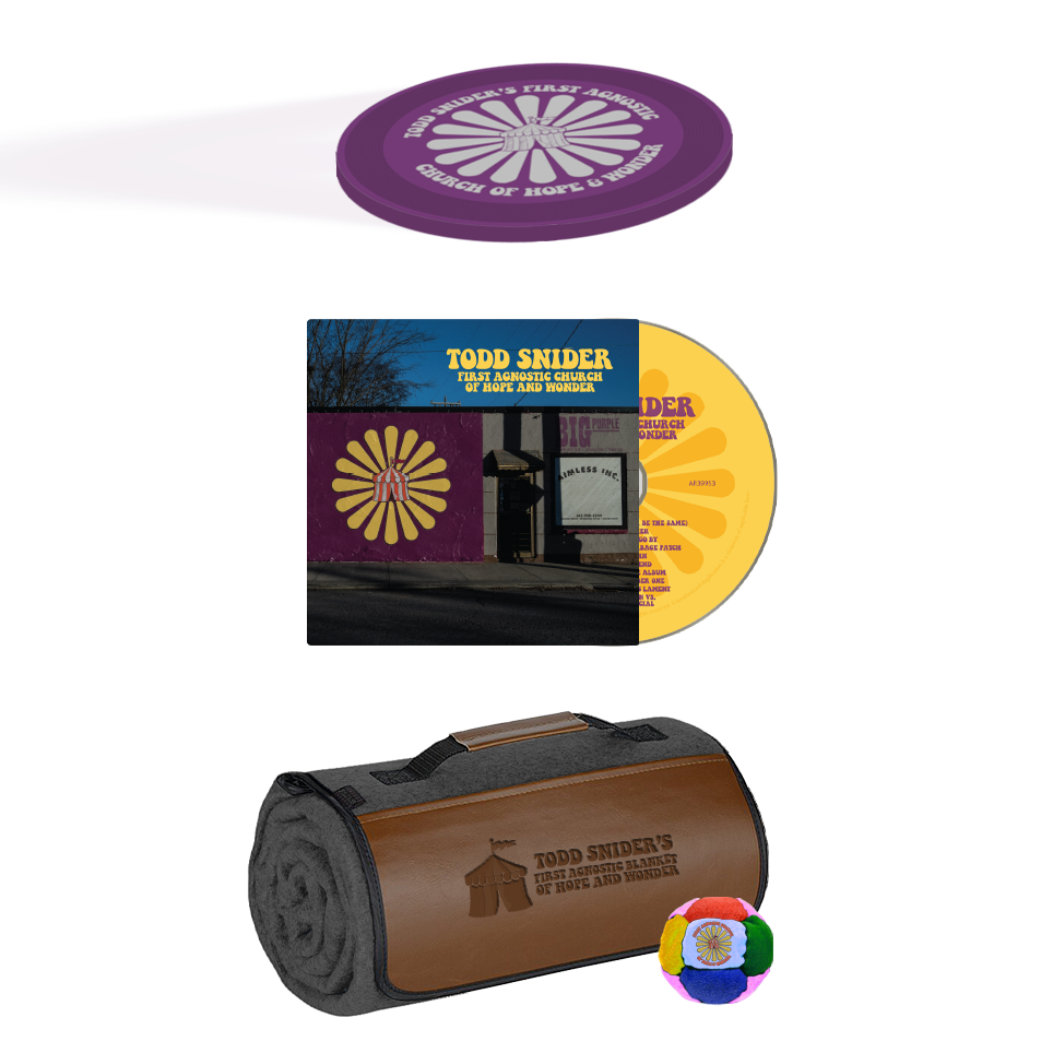 Hope and Wonder Outdoor CD Bundle - Sold Out