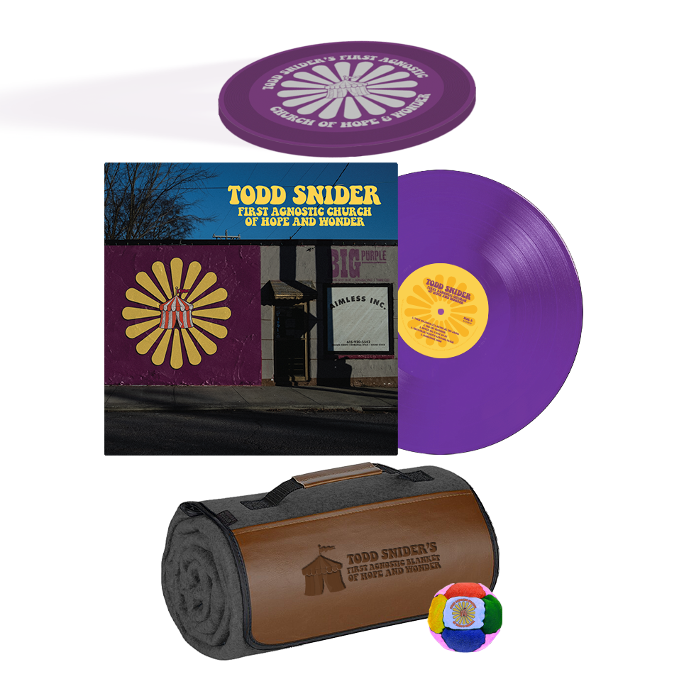 Hope and Wonder Outdoor Limited Edition Color Vinyl Bundle - Sold Out