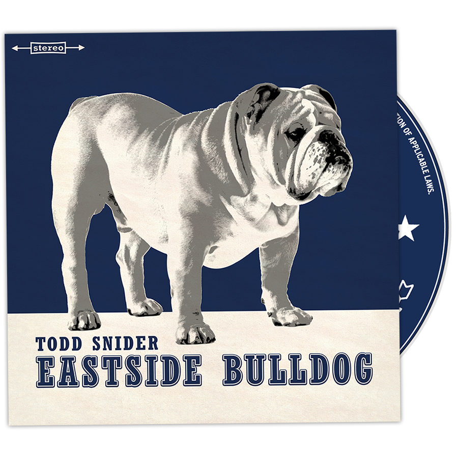 Signed Eastside Bulldog CD