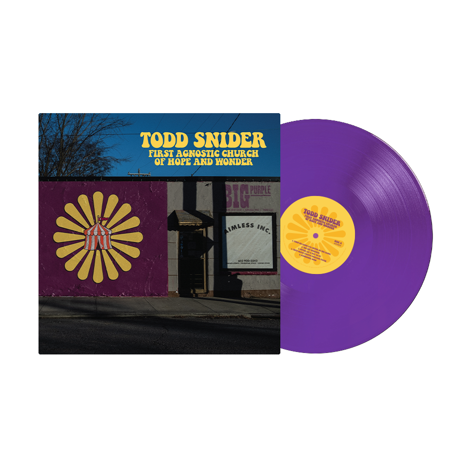 FAC Limited Edition Purple Vinyl - Sold Out