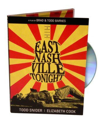 East Nashville Tonight DVD