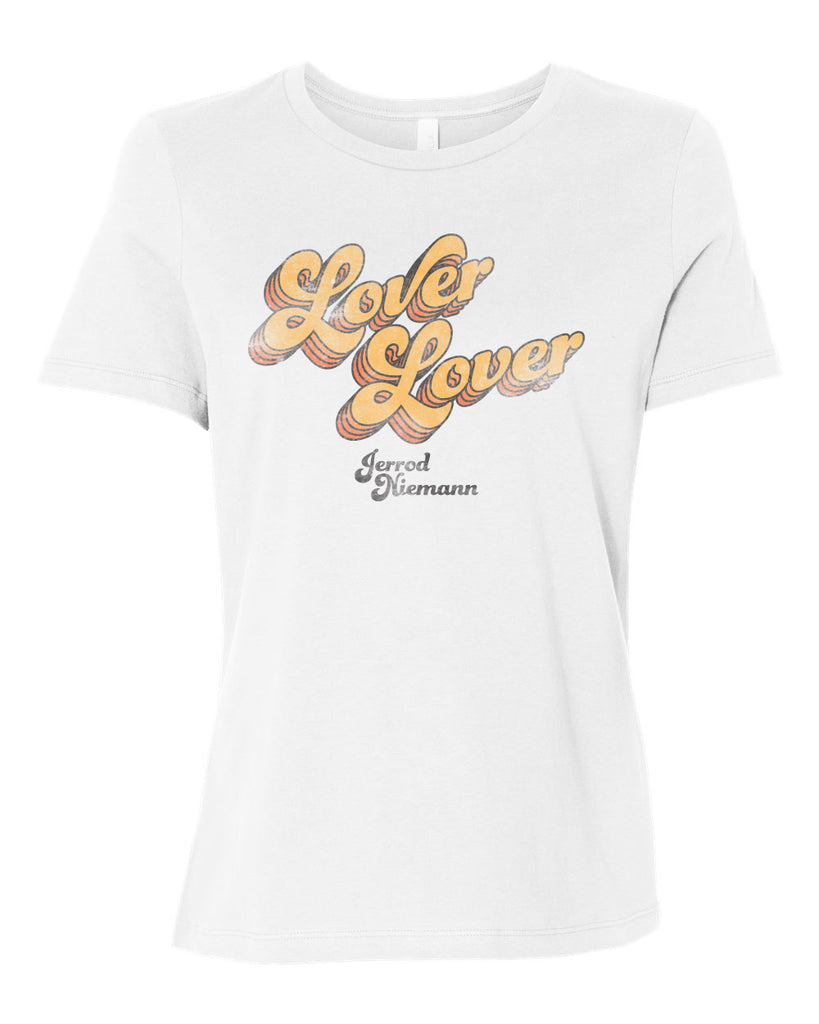 Retro Lover Lover Ladies Tee