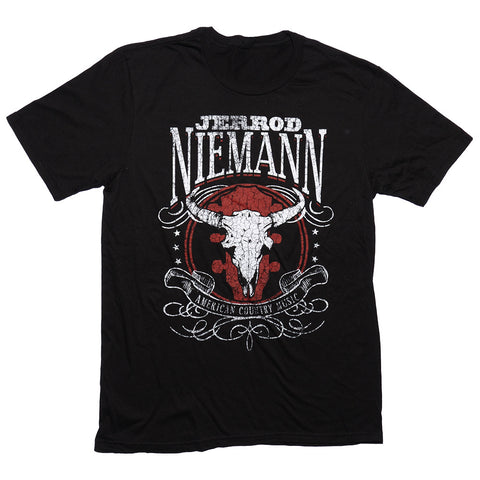 "Unisex ""American Country Music"" T-Shirt"
