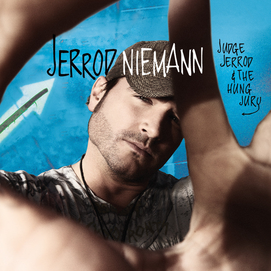 Jerrod Niemann - Judge Jerrod and The Hung Jury (SIGNED)
