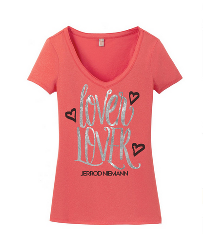 "Ladies' ""Lover Lover"" V-Neck"