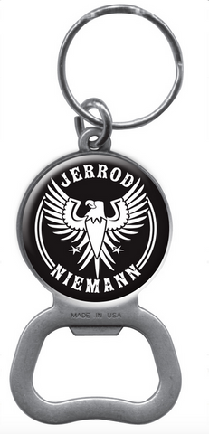 Jerrod Niemann Bottle Opener Key Chain