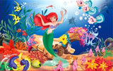 little mermaid cartoon