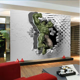 the hulk wall paper
