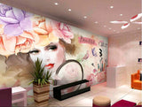 beauty salon wallpaper