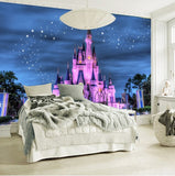 wallpaper fantasy castle