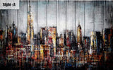 3d graffiti style wallpaper wall mural