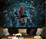 wallpaper 3d spiderman childrens wallpaper