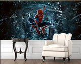 3d spiderman kids wallpaper
