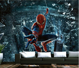 3d spiderman superhero wallpaper