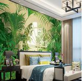 wall mural plants