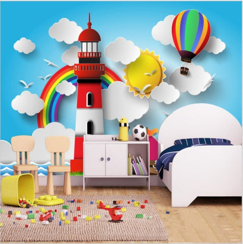 lighthouse wallpaper children