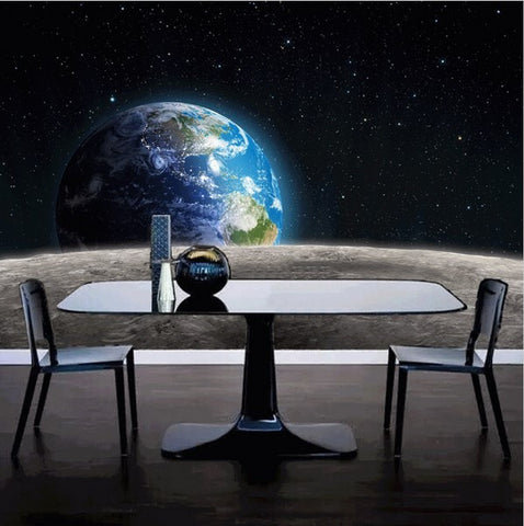 earth wallpaper scene