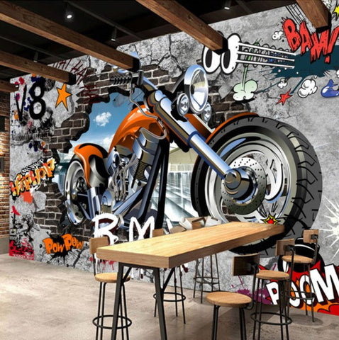 graffiti street art wallpaper