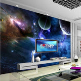 wall decor planets