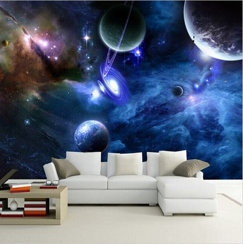wall paper planets