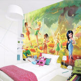 wall mural tinkerbell fairy