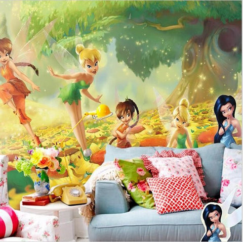 3d cartoon fairy wallpaper