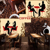 cafe shop wallpaper