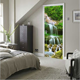 nature waterfall wall paper