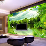 rain forest wallpaper