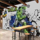 wallpaper the hulk