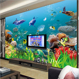 3d marine life wallpaper