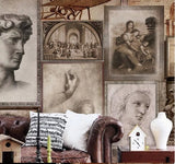 historical pictures wall mural