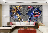 transformers wall paper for walls