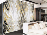 luxury abstract wall mural